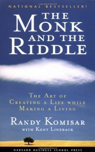 the monk and the riddle by randy kormisar