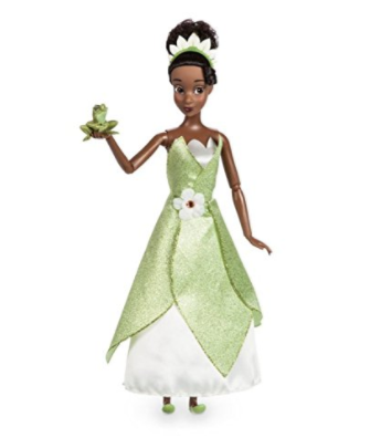 Princess Tiana and The Frog