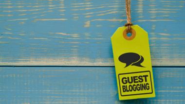 guest blogging tag