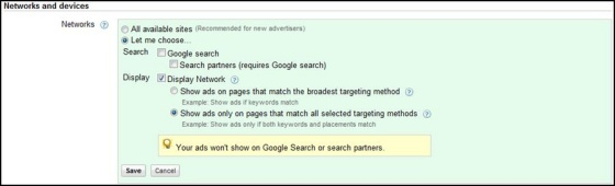 adwords retargeting ideas