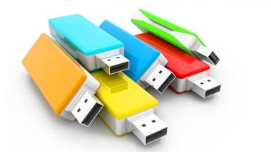 3d USB flash drives