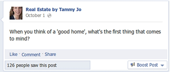 Tammy Jo Asking Questions