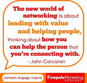 John Corcoran Networking