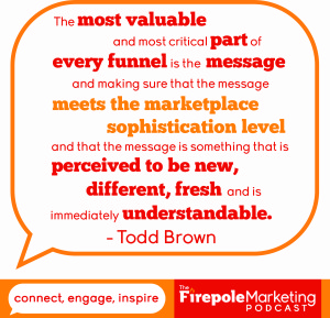 marketing funnel Todd Brown