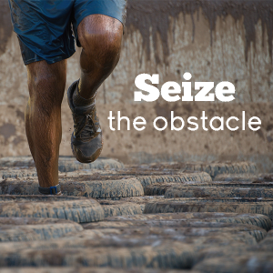 seize the obstacle