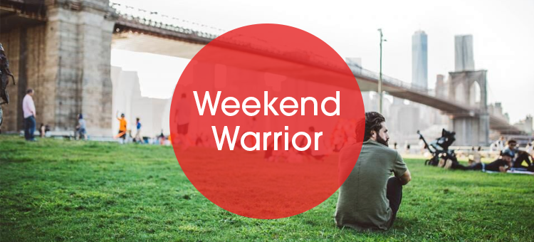 Mirasee Weekend Warrior