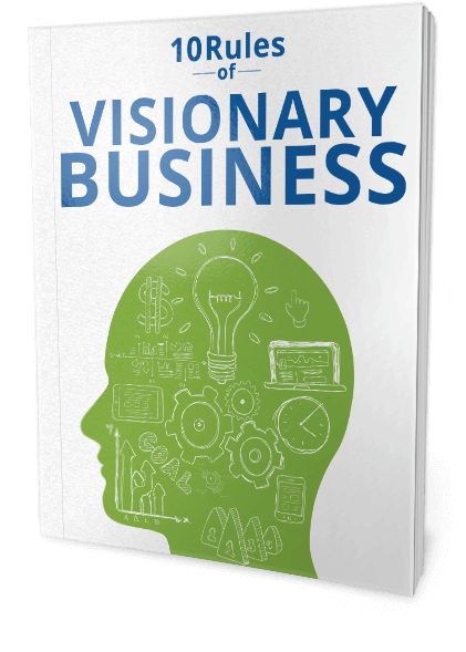 10 Rules of Visionary Business Book