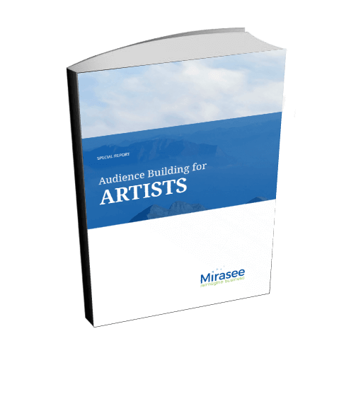 Audience Building for Artists