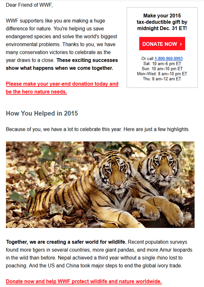 5 Easy Copywriting Tactics to Steal from Fundraising Pros