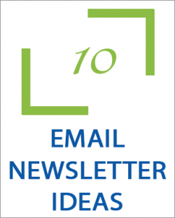 newsletter ideas feature