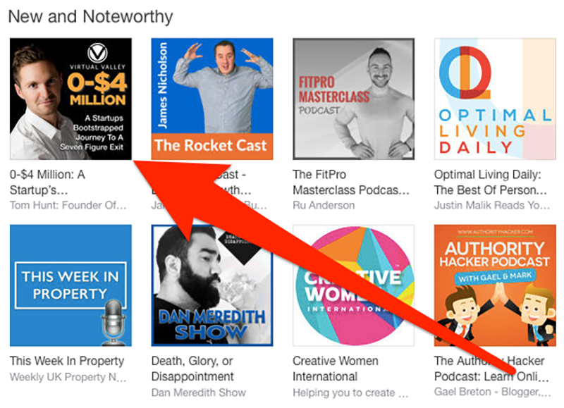 iTunes New and Noteworthy