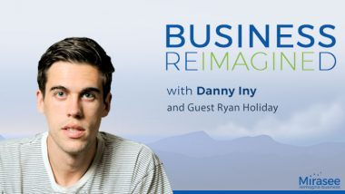 Ryan Holiday Ego