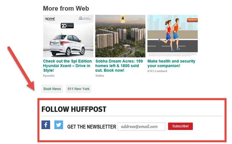 Follow HuffPo