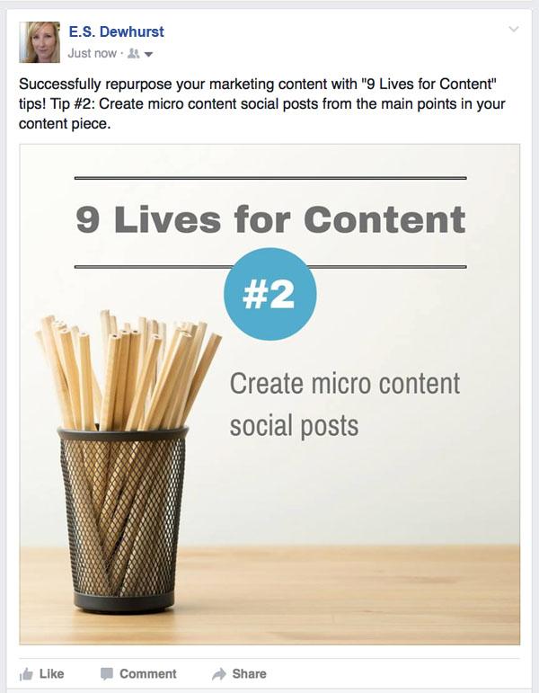 micro content