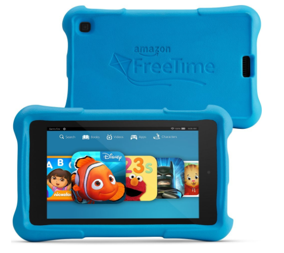 Kindle Fire Kids Tablet