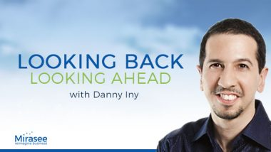 looking back and ahead danny iny