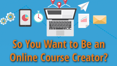 online courses infographic