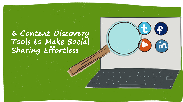content discovery tools graphic