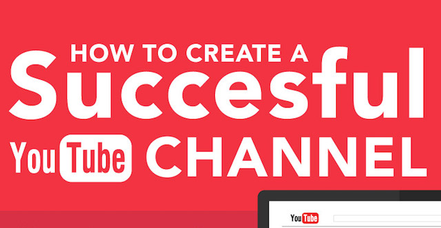How to make a successful youtube channel infographic mirasee malvernweather Gallery