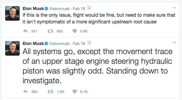 Elon Musk Vulnerability