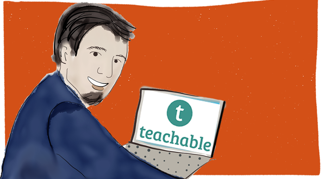 Fake And Real Course Creation Software  Teachable