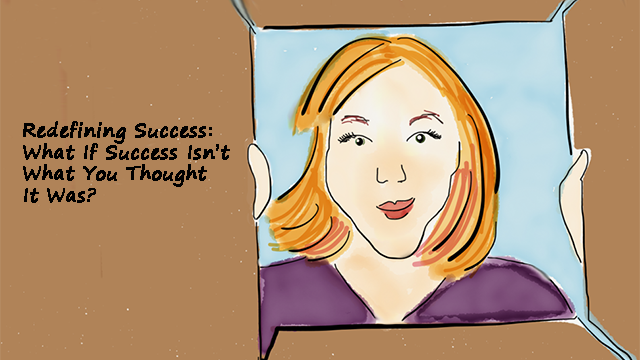 redefining success a