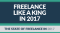 The State of Freelancing in 2017 [INFOGRAPHIC]