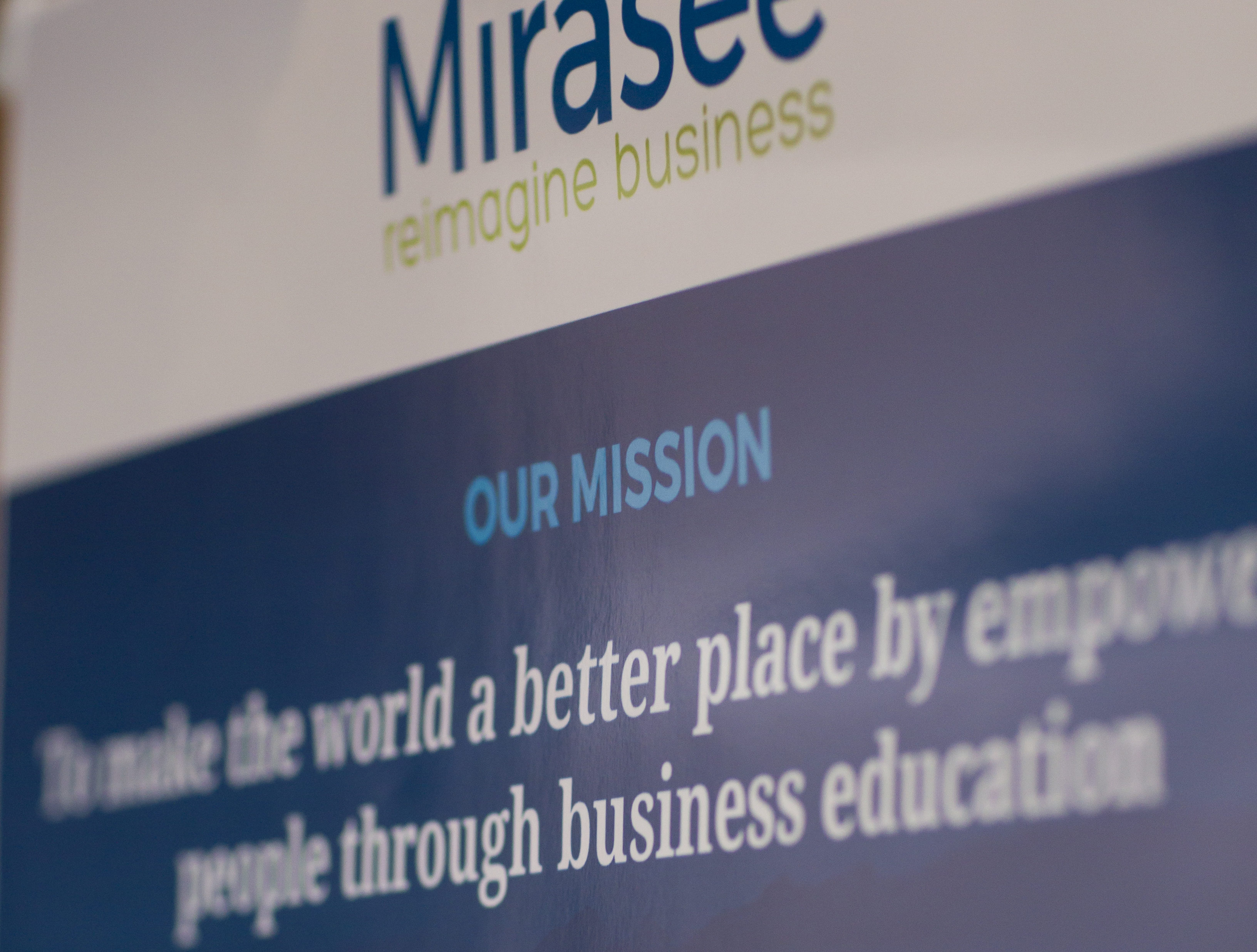 Mirasee Core Values