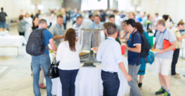 How to get clients - networking event