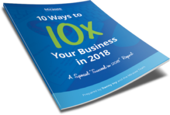 10 Ways to 10X Your Business