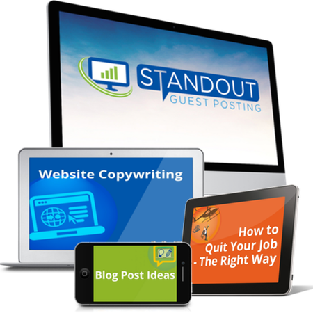 Standout Guest Posting Sale