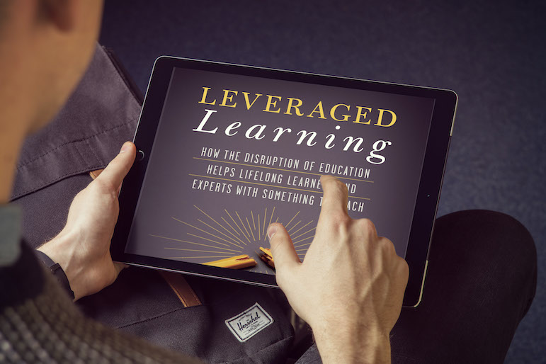 Leveraged Learning book Danny Iny free copy