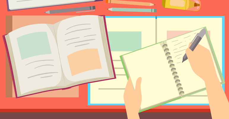Online course design - Journaling
