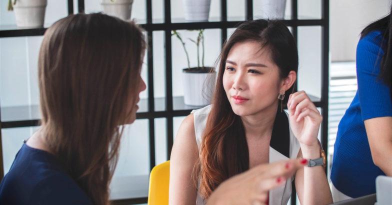 Have customer conversations