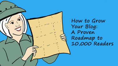 How to Grow Your Blog: A Proven Roadmap to 10,000 Readers