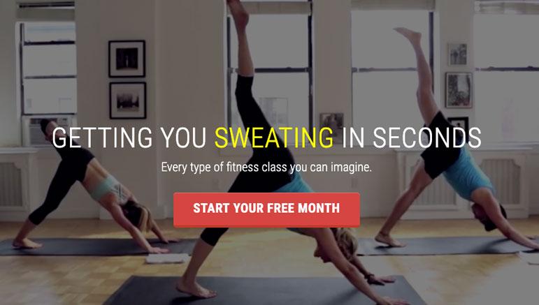 Booyah Fitness Membership Site