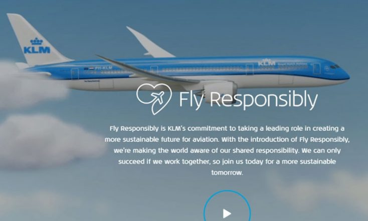 KLM copywriting