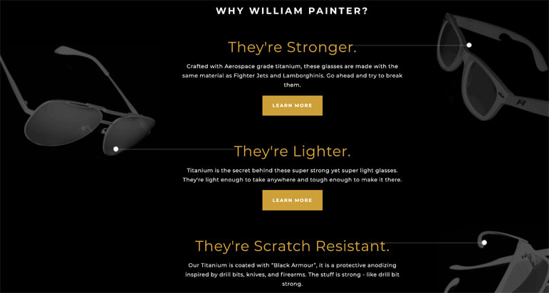 Why William Painter