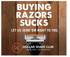 dollar shave club copywriting