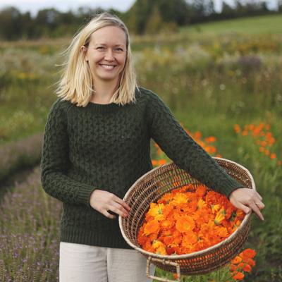 Bobbi Burnett, Rebel Roots Herb Farm