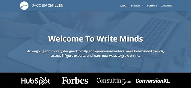 subscription website ideas