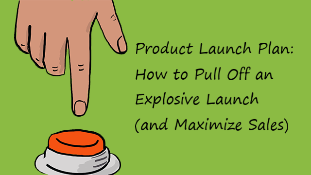 product launch plan
