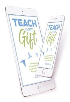 Teach Your Gift by Danny Iny