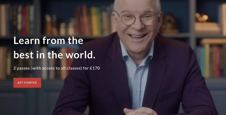 Masterclass online education