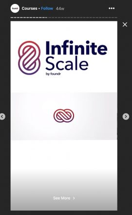 Foundr Infinite Scale